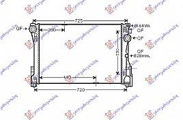 HL.MOTORA1.6-1.8-2.0-2.1-3.5A/T CEV 16mm