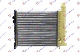 HLADNJAK MOTORA 1.1-1.4-1.6cc 8V(43x38)