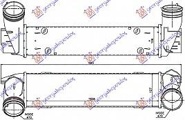 HLAD INTERCOOLER 2.0-3.0 TD (508x130x105