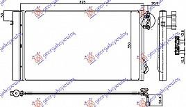 HLAD KLIME 2.0-3.0 TURBO DIZEL (58.7x34)