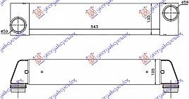 HLAD INTERC. 3.0-3.5 TD (540x127x105)