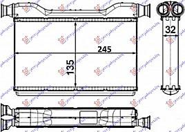 GREJAC KABINE (BR) (135x245x32)