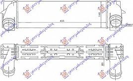 HLAD INTERC.2.0-2.8 BEN/1.8-2.0 DIZ