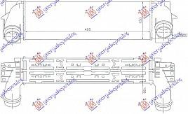 HLAD INTERC. 3.0-3.5 DIZ. (495x147x100)