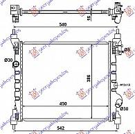 HLAD MOTORA 1.0-1.2i16V (45x39x17) (O)