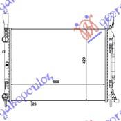 HLAD MOTORA 1.6i 16V-1.5 DCi (56x41x23)