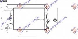 HLAD MOT.1.4-1.6 TURBO BENZ (58x39.5)MAN