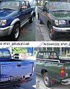 NISSAN P/U (D22) 2WD-4WD 98-01