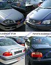TOYOTA AVENSIS (T22) 97-03