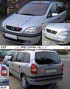 OPEL ZAFIRA 99-05