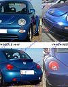 VW NEW BEETLE 98-11