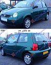 VW LUPO 98-05