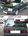 LANCIA Y10 84-91