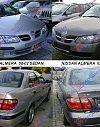 NISSAN ALMERA (N16) SDN 00-06