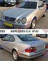 MERCEDES CLK (W208) 97-02