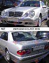 MERCEDES E CLASS (W210) 99-02