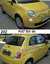 FIAT 500 07-15