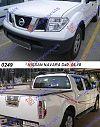 NISSAN P/U (D40) NAVARA 2WD-4WD 05-10