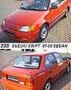 SUZUKI SWIFT SDN 96-05