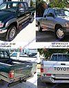 TOYOTA HI-LUX 2WD/4WD 01-05