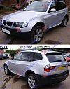 BMW X3 (E83) 04-07