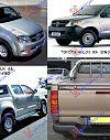 TOYOTA HI-LUX 2WD/4WD 05-09