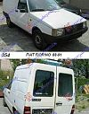 FIAT FIORINO 88-91