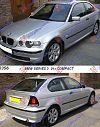 BMW SERIES 3 (E46) COMPACT 01-05