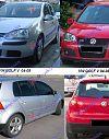 VW GOLF V 04-08