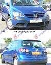 VW GOLF PLUS 04-09