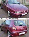 FIAT BRAVO 95-02