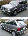 SEAT IBIZA 90-92