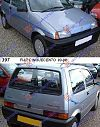 FIAT CINQUECENTO 93-98