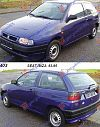 SEAT IBIZA 93-95