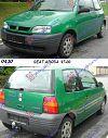 SEAT AROSA 97-00
