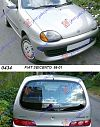 FIAT SEICENTO 98-01
