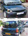 FIAT MULTIPLA 98-04