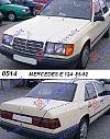 MERCEDES E CLASS (W124) 85-92