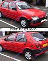 FORD FIESTA III 90-95