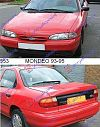 FORD MONDEO 93-96