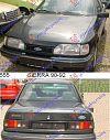 FORD SIERRA 90-92