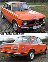 BMW 1600/2002