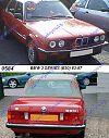 BMW SERIES 3 (E30) 83-87