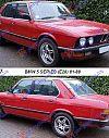 BMW SERIES 5 (E28) 81-88