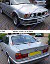 BMW SERIES 5 (E34) 88-95
