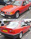 BMW SERIES 3 (E36) SDN 90-98