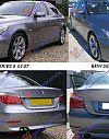 BMW SERIES 5 (E60/61) 03-10