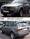 BMW X3 (E83) 07-11