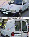 SKODA FELICIA PICK-UP 94-01