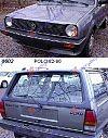 VW POLO - AUDI 50 82-90